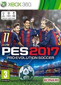Pro Evolution Soccer 2017(100%ESPAÑOL LATINO)