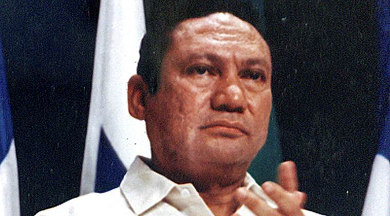 MANUEL NORIEGA, DEAD AT 83