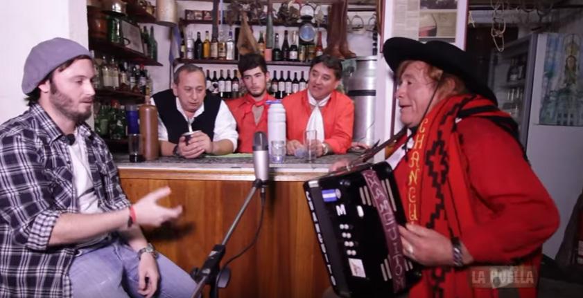 'No es chicharrón de vizcacha' (chamamé de 'Changuito' Medina -por Silvia Teijeira-)