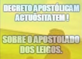 APOTÓLICAM ACTUÔSITATEM