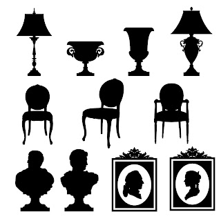 Free SVG | Baroque Objects