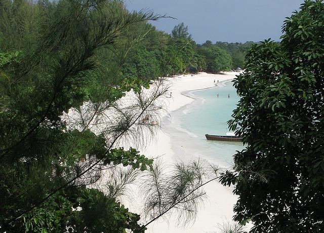 Pattaya Beach, Ko Lipe Island, Thailand