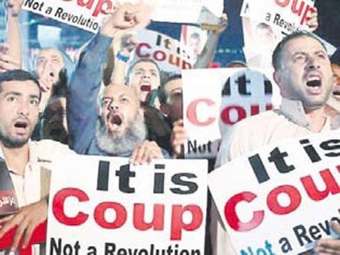 Inilah Dalang Sebenar Krisis Di Mesir, Mursi Digulingkan