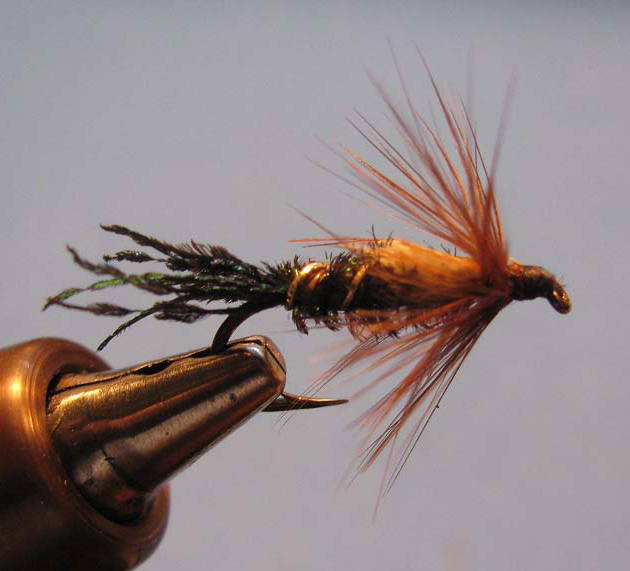 Fly Fishing with Doug Stewart: How to Tie the Zug Bug.