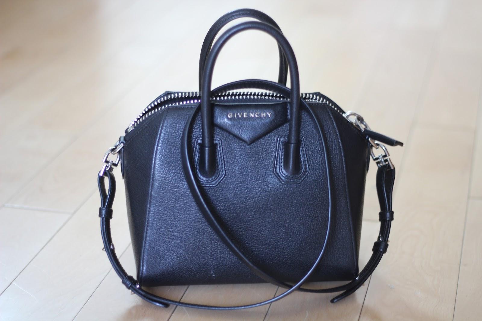 cdbbb0a75645 Givenchy Mini Antigona Review