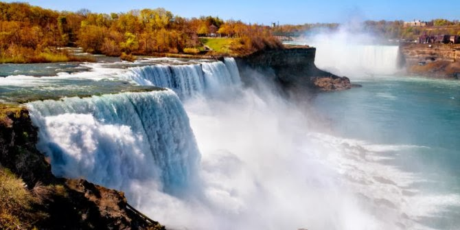 The Most Wonderful Waterfalls in the World - NIAGARA