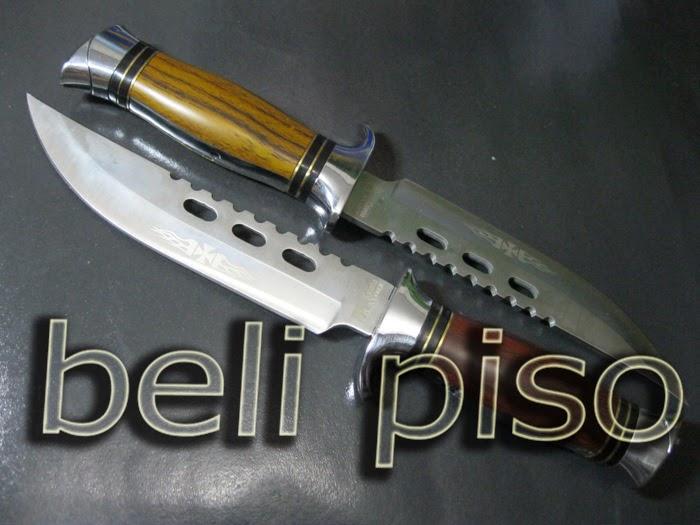 Jual Belati + Korek Columbia USA Saber GF 55 belipiso.com