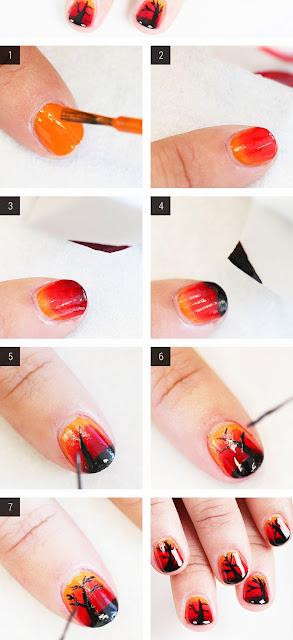 diseños de uñas fotos