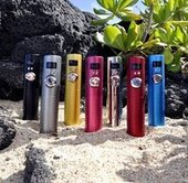 Electronic cigarette juice brands