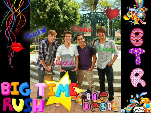 Club De Fans De Big Time Rush ♥
