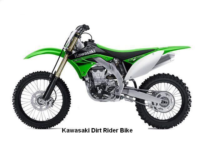 Kawasaki Dirt Bikes All Bikes Zone