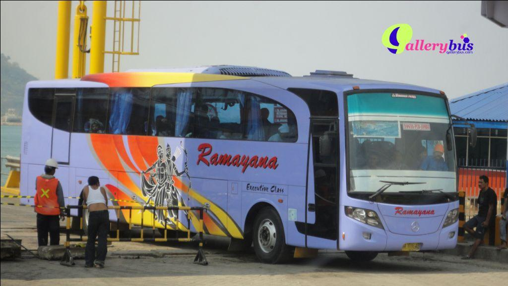 PO Ramayana - New Travego/New Marocopolo by Morodadi Prima | Mercedes-Benz Bus