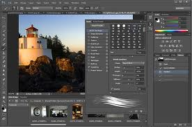 Menu Adobe Photoshop CS6 Extended (x86/x64) Full Version