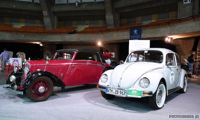 Klasyki na Auto Show Wroclaw 2013