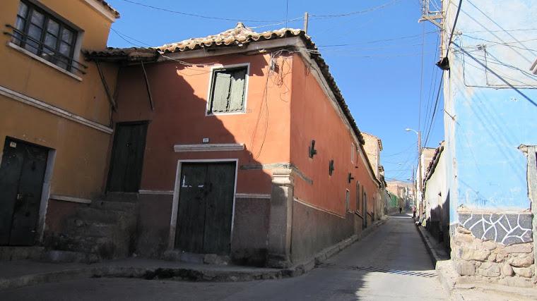 Casa de Jose Alonso de Ibañez