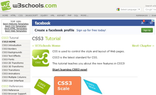Top 10 css3 online tools
