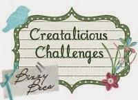 Creatalicious Challenge Blog