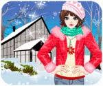 Áo ấm mùa đông, game ban gai