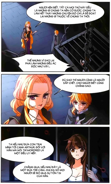 Kỵ Sĩ Hoang Tưởng Dạ chap 160 Trang 12 - Mangak.info