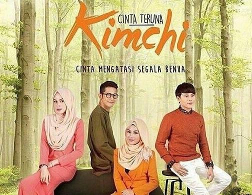 pelakon drama cinta teruna kimchi tv3, pelakon utama, pelakon pembantu, pelakon tambahan cinta teruna kimchi tv3, gambar drama cinta teruna kimchi tv3
