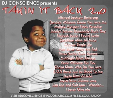 FREE DOWNLOAD>>DJ CONSCIENCE- TAKIN IT BACK 2.0 mixtape