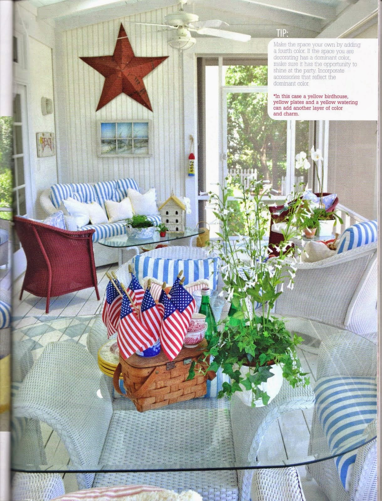 Romantic Homes July 2014