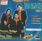 CD Musik Album Pop Batak Trio Ganesha (Parumaen na Tinodo)