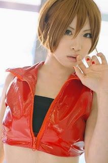 Vocaloid Meiko cosplay by Kotori