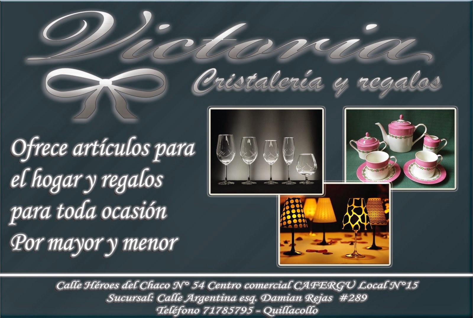Cristalería Victoria