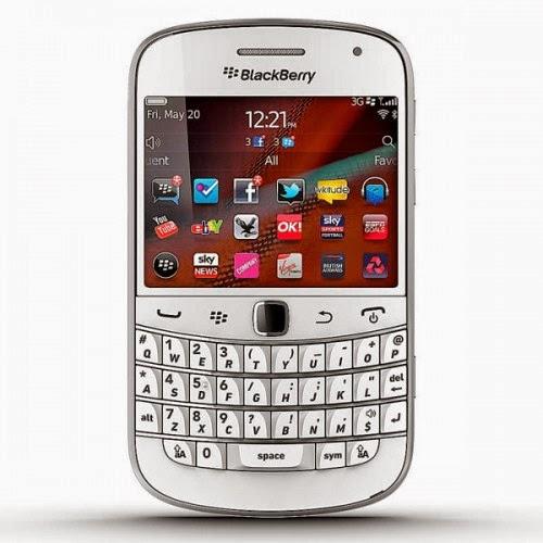 Ke Unggulan BlackBerry Dakota