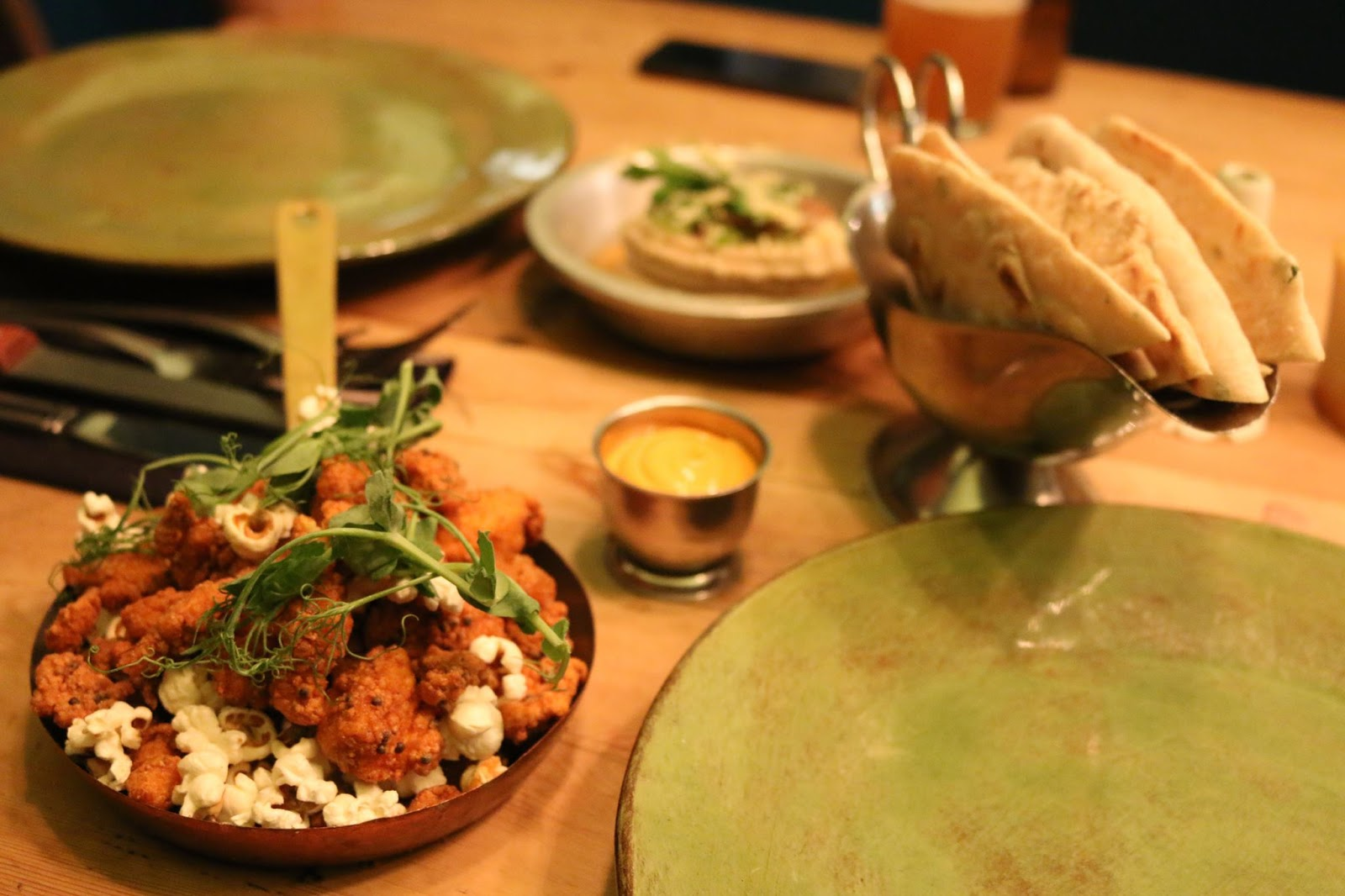 The Best Dining Experience in London, at Parlour Kensal Green