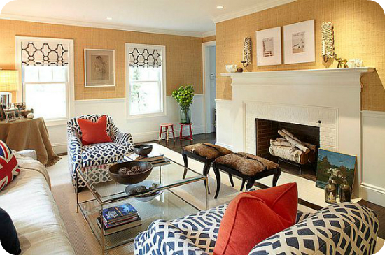 Ideas and guidelines to mixing matching patterns in your How to match interior colors