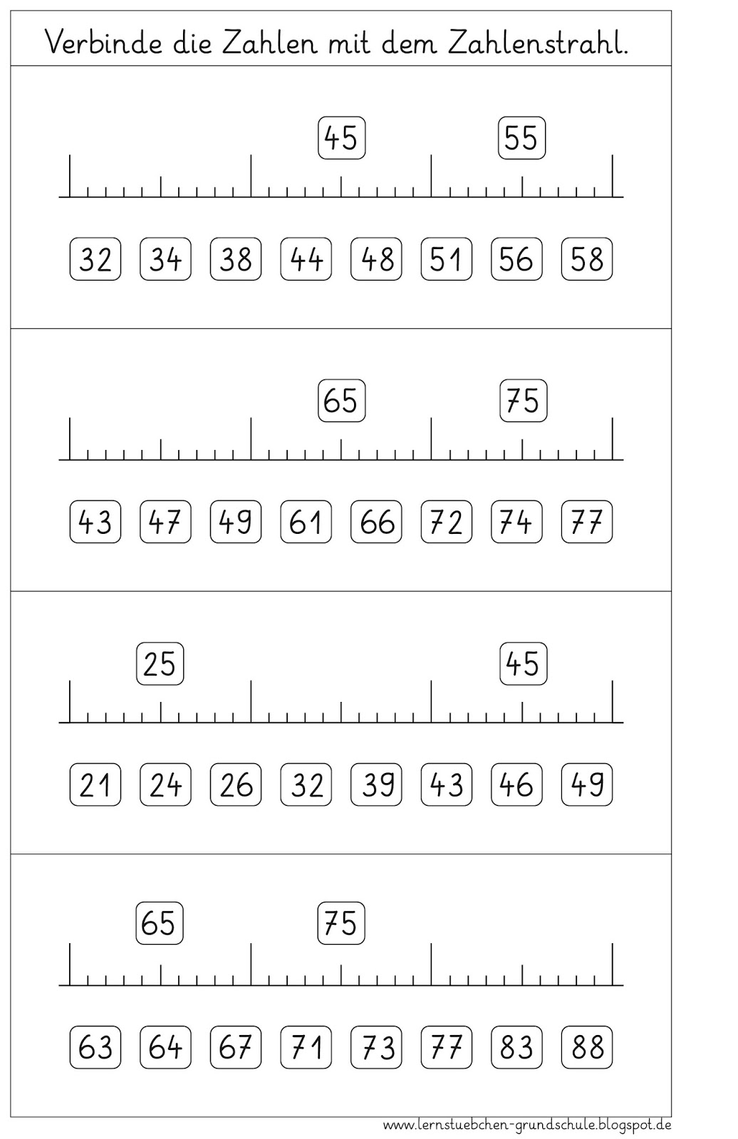Mathematik arbeitsblatter 2 klasse volksschule