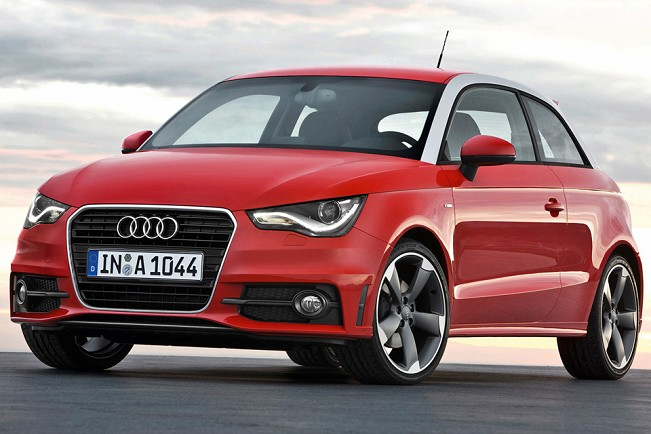 Audi 39 s garage menor audi a1 enfim estreia no brasil for Garage audi a1