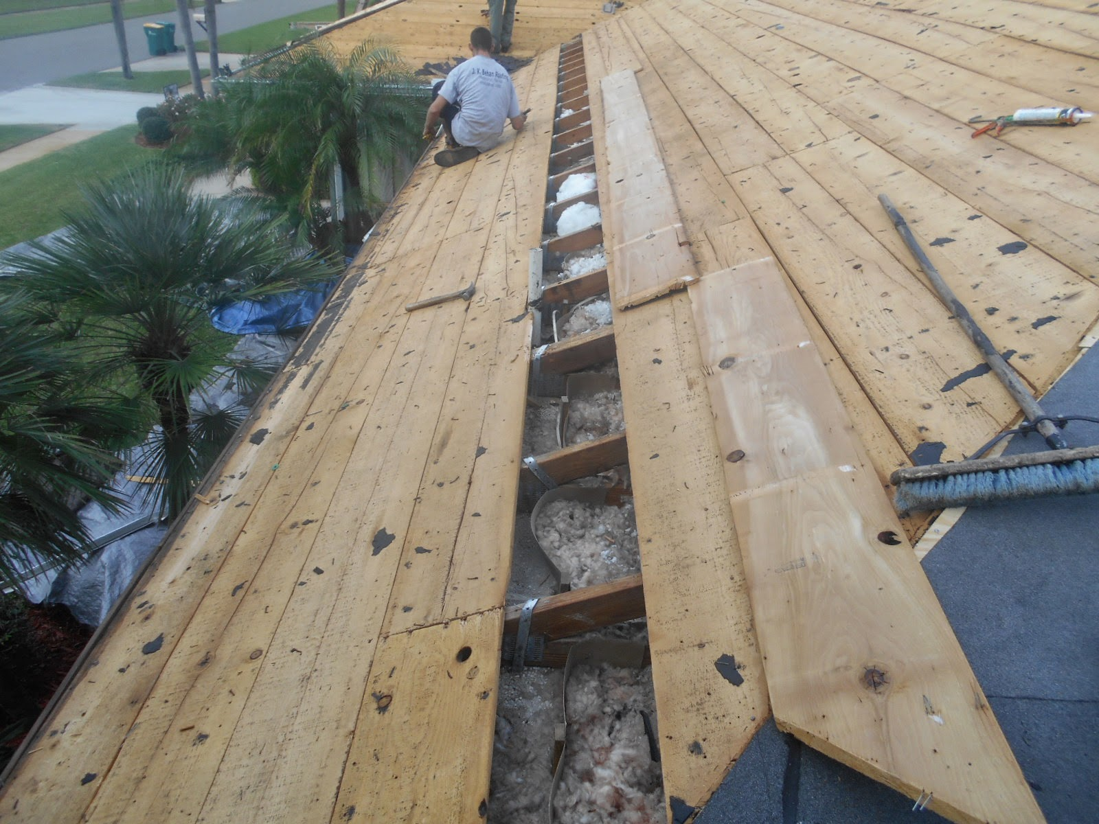 J K Behan Roofing Roof To Wall Connections Are Important