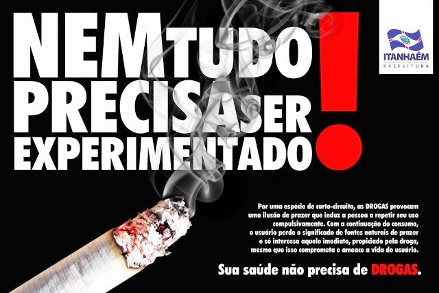 Prevenção às Drogas