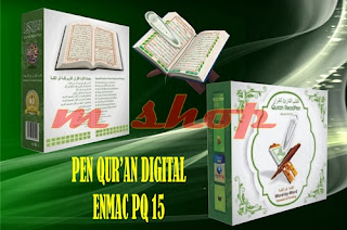 pen quran digital enmac pq 15