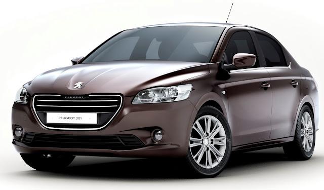 Estabilidad Peugeot 301