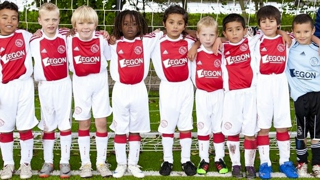 how to join ajax football academy