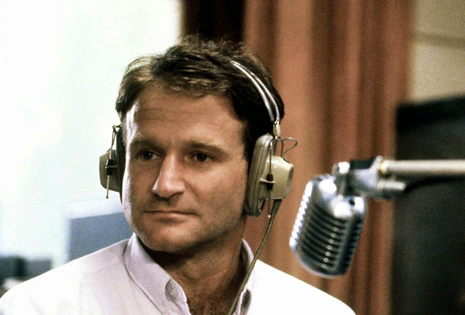 Robin Williams, Good morning Vietnam, celebrity overdoses,