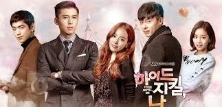 Biodata Pemain Drama Korea Jeykll and Me