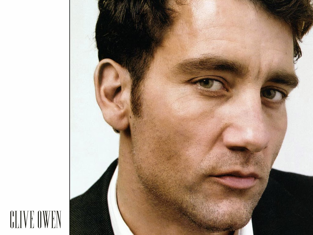 Actor Clive Owen HD Wallpapers Gallery