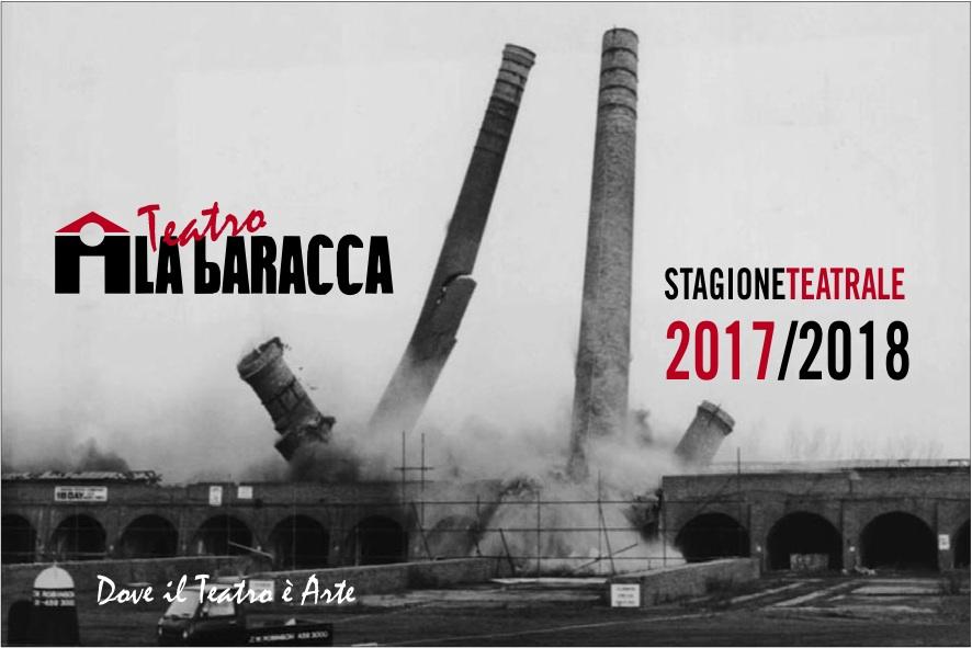 Presentazione della stagione teatrale 2017-2018