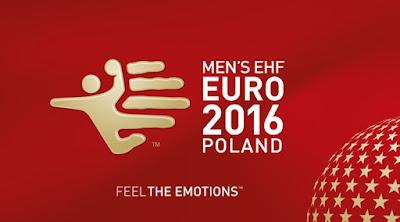 BALONMANO - Campeonato de Europa masculino 2016 (Polonia)