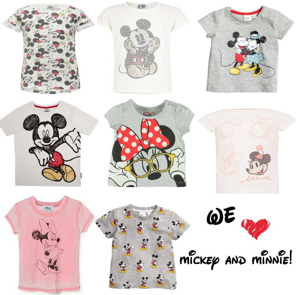 Hot Diggety Take Look These Cool Disney Tees