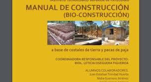 MANUAL DE BIO-CONSTRUCCIÓ