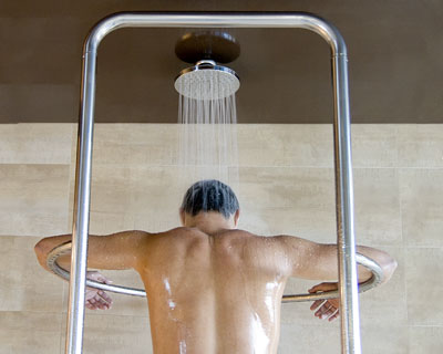 Que significa soñar con ducharse