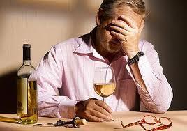 O pedido ao marido de deixar de beber
