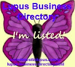 I'm Listed in the Lupus Business Directory