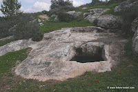 Neot Kedumim Biblical Landscape Reserve Modiin, Israel